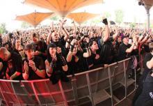Düster und dunkel wird es beim Amphie-Festival am 20. und 21. Juli. (Foto: André M. Hünseler)