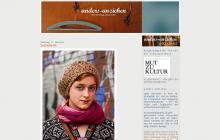 Weblog von Smilla Dankert: anders-anziehen.blogspot.com
