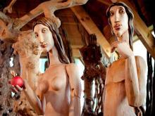 Auch die Geschichte Adam und Evas wird auf der Arche Noah nacherzählt. (Foto: www.diearchenoah.com)