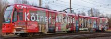 "Archivbahn fährt zum ""Tag der Archive"" (Foto:KVB)"