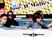 Am 22. Juni geben die Arctic Monkeys im Kölner E-Werk ein Konzert.