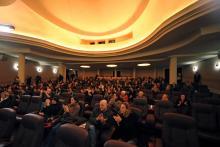 So luxuriös wie in Berlin sollen auch bald die Kölner Kino genießen können. Foto: dapd