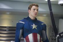 "Chris Evans als ""Captain America"". (Foto: Walt Disney Studios)"