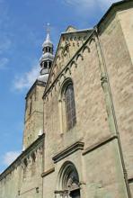 Die Kirche St. Petri: Die Kirchen der Hansestadt sind reich geschmückt. (Foto: Thilo Scheu)