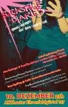 Am 10. Dezember, 23 Uhr, steigt die letzte Backstage Diaries 2011.
