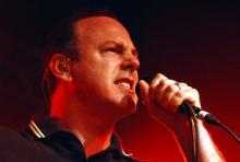 Greg Graffin: singt, schreibt Texte und doziert an der Uni. (Foto: Helmut Löwe)