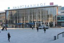Der Kölner Hauptbahnhof gehört zu den meistfrequentierten in Deutschland. Foto: Jürgen Schön