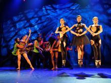 Moderner trifft auf klassischen Tanz - Bei der Ballet Revolución in der Philharmonie.