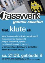 basswerk games session @ Gebäude 9 (Bild: www.basswerk.de)