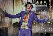 Der Joker: einer der gefährlichsten Widersacher Batmans (Foto: Johan Depaepe)