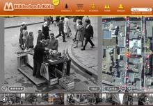 Bilderbuch Köln zeigt historische Aufnahmen des Stadtlebens (Screenshot: Christian Rentrop / Bild: Walter Dick)