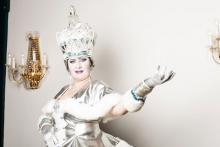 Alle Jahre wieder: Schneekönigin besucht Bensberg