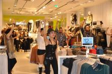 Eröffnung bershka hamburg Neue Shops
