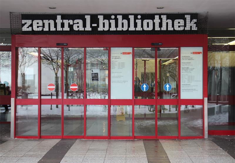 Stadtbücherei Köln Neumarkt