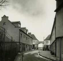 In den Anfängen von Bickendorf entstand dieses Foto im Jahre 1925. (Foto: bilderbuch-koeln.de / GAG)