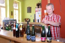 Peter Esser organisiert Kölns erstes Festival der Bierkulturen (Foto: Fabian Radix)