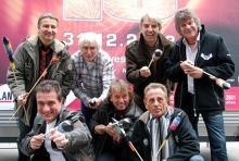 Wulle nit noh Hus jonn: Die Bläck Fööss wollen Silvester mit ihren Fans feiern. (Foto: Helmut Löwe)
