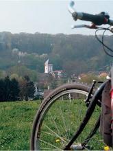 Idyllisch: Ein Blick auf das Städtchen Odenthal. Foto: Fritz Schnell