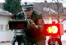 Autofahrer aufgepasst: Am Freitag führt die Kölner Polizei verstärkte Geschwindigkeitskontrollen durch. (Foto: dapd)