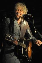 Bob Geldof: hier bei einem Auftritt am 01. März 2011 in Berlin. (Foto: dapd)