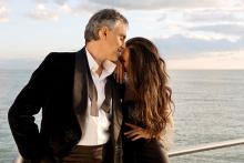 Andrea Bocelli, verknüpft Pop mit Klassik.