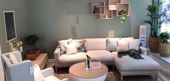 dänischer möbeldesigner bolia eröffnet größte deutschland-filiale, Möbel