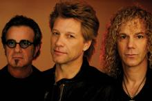 Bon Jovi ohne Sambora: Jons langjähriger Kumpel und Gitarrist Richie Sambora hat die Band verlassen. (Foto: David Bergman)