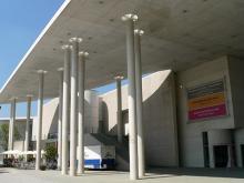 Das Kunstmuseum: Schwerpunkt ist die deutsche Kunst jüngerer Gegenwart. (Foto: Helmut Löwe)