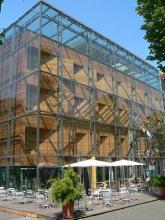 """Das Rheinische Landesmuseum: Exponate """"vom Neandertaler bis Beuys"""". (Foto: Helmut Löwe)"""