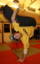 Am 5. Mai wird Deutschlands bester Breakdancer in Köln gekürt. (Foto: dapd)