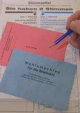 Die Stadt Köln versendete falsche Briefwahl-Unterlagen Schadensbegrenzung vonnöten (Bild: ddp)