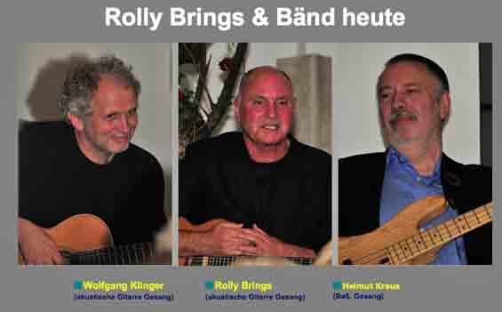 Rolly Brings und Bänd: Evangelium auf Kölsch