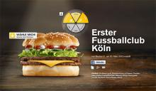 Screenshot: MC Donalds Deutschland