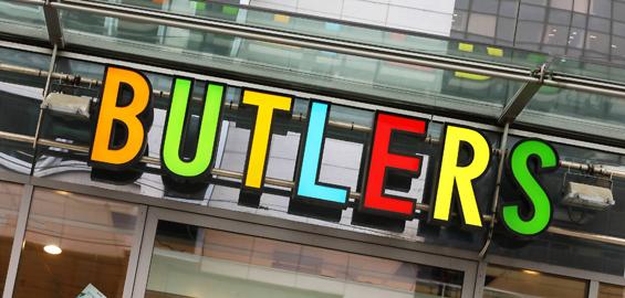 Nach Insolvenz Butlers Eröffnet Flagship Store In Der City Koelnde
