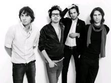 Nach 6 Jahren wieder dabei: Phoenix geben am 24. Juni auf dem Parkdeck der Koelnmesse ein Konzert. (Foto: c/o pop)