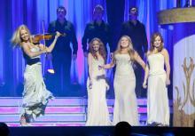 Celtic Woman treten im Juni 2012 in der Lanxess Arena auf.