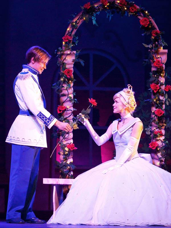Cinderella Broadway Quotes Musical Cinderella am