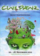 Cinepänz steht dieses Jahr im Zeichen der Natur. (Plakat: Veranstalter)