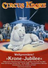 Circus Krone feiert sein 100-jähriges Jubiläum. (Foto: Circus-Krone.de)