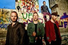 Coldplay füllen locker Stadien, treten aber auch gerne in kleinem Rahmen auf. (Foto: Sarah Lee)