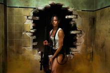 Nicht kann Cataleya (Zoe Saldana) auf ihrem Rachefeldzug aufhalten (© Magali Bragard)