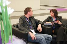 Mit Experten im Austausch auf dem Gamescom Campus