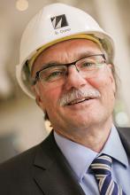 <b>Bernhard Conin</b>, Geschäftsführer von KölnKongress Foto: Hardt Bild vergrößern - conin_600_0.preview