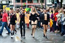Bei der CSD-Parade soll es keinen Platz für Nazis geben. (Foto: Wolfgang Heisel)