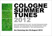Cologne Summer Tunes 2012