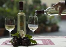 Die Kölner Weinwoche dauert knapp zwei Wochen: vom 17. bis 28. Mai.(Foto: dapd)