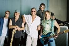 Deep Purple: haben das Genre Hardrock nachhaltig geprägt.