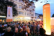 Beim Deutzer Straßenfest wird zwei Tage lang - und zwar am 4. und 5. August - gefeiert.