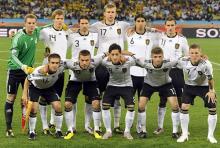 Die Nationalelf: Steht am 7. September im Kölner Rheinenergie-Stadion auf dem Platz. (Foto: ddp)