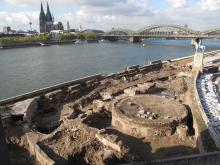 Ausgrabungen in Köln-Deutz Römisch-Germanisches Museum/U. Karas